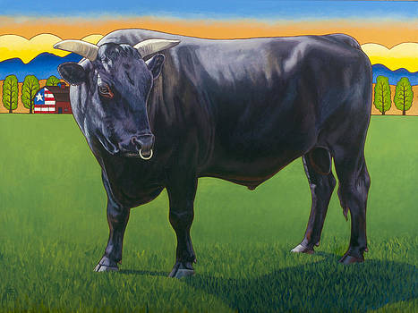 Bull Market by Stacey Neumiller