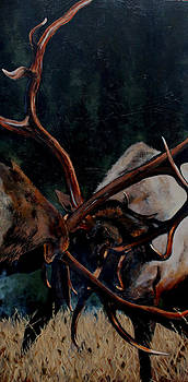 Bullfight by Les Herman