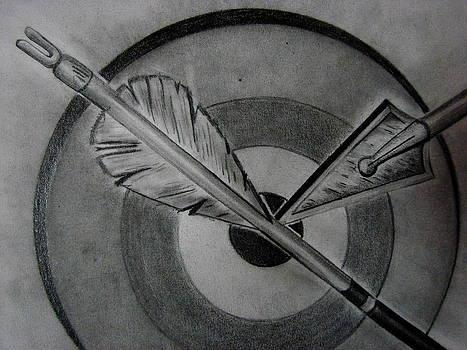 Bullseye by K Walker