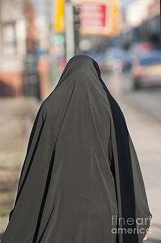 Burka by Andrew  Michael