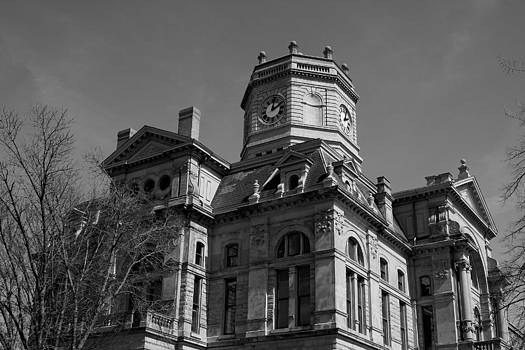 Butler County Courthouse by Anthony Wilder