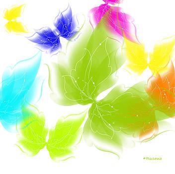 Butterfly Dreams by Phachesnie Studio
