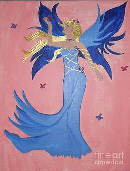 Butterfly Fairy by Dawn Plyler