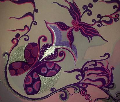 Butterfly by Zainab Elmakawy