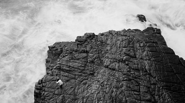 Bw Human And Nature by Kam Chuen Dung