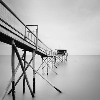Cabanes d' Atlantique by Nina Papiorek