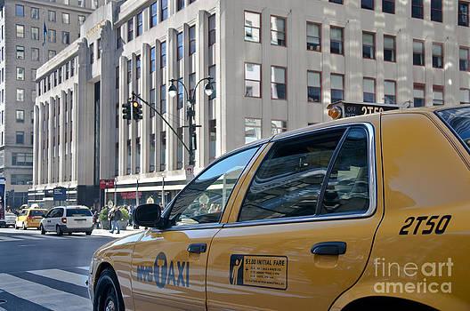 Cabbie by Darwin Lopez