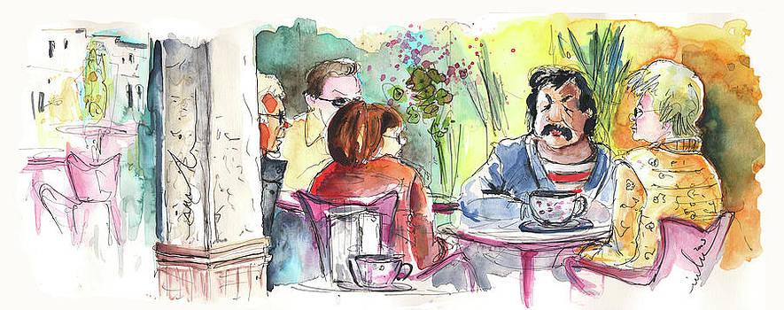 Miki De Goodaboom - Cafe Life in Spain 01