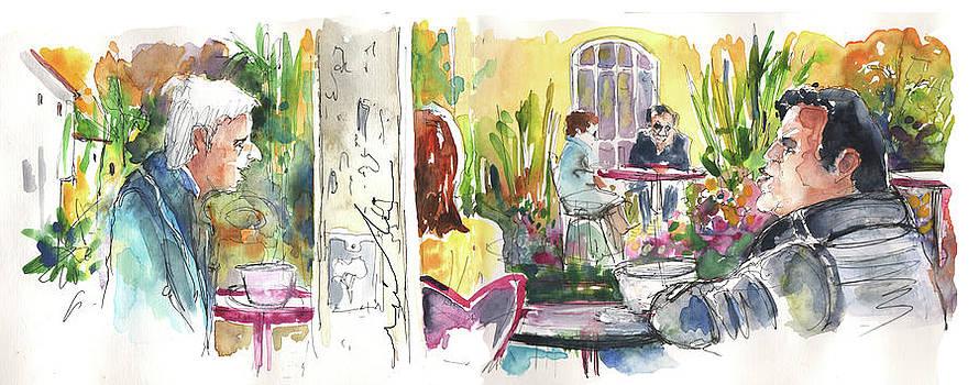 Miki De Goodaboom - Cafe Life in Spain 02