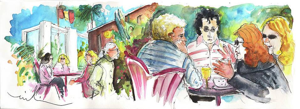Miki De Goodaboom - Cafe Life in Spain 03