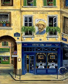 Marilyn Dunlap - Cafe Van Gogh