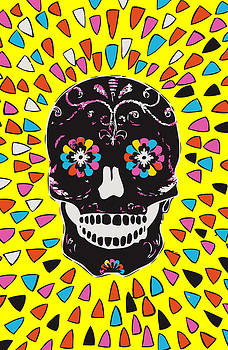 Calavera. by JF Mondello