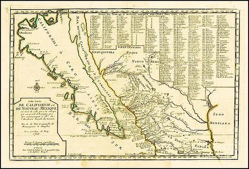 Reproduction - California and Mexico Norte