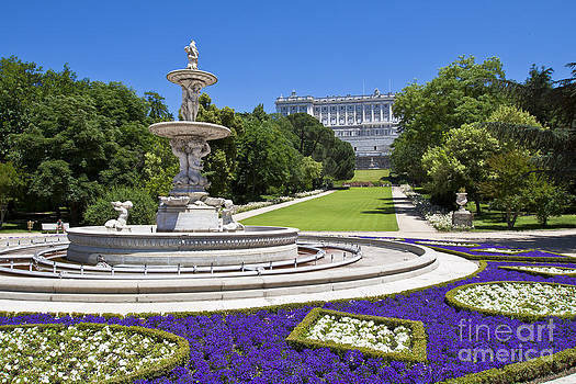 Campo Del Moro Palacio Real by Scotts Scapes