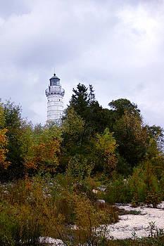 LeeAnn McLaneGoetz McLaneGoetzStudioLLCcom - Cana Island Lighthouse Wisconsin