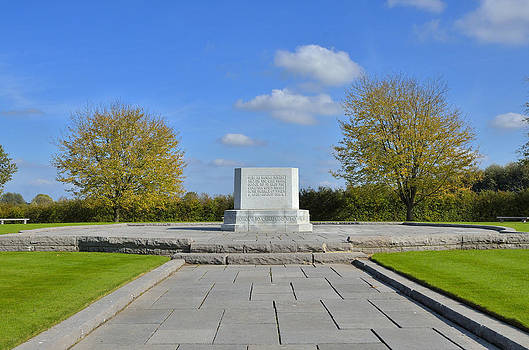 Canadian Memorial of WWI by Travel Images Worldwide