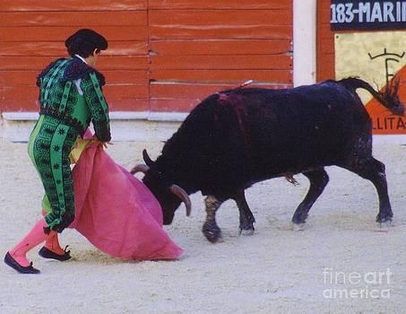 john Malone - Cancun Bullfights