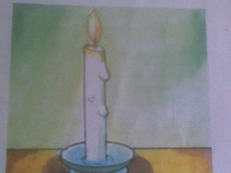 Candle by OKORO  Judith