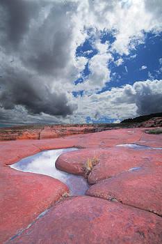 Canyon Pools by Ric Soulen