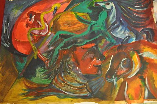 Caos by Valeria Giunta
