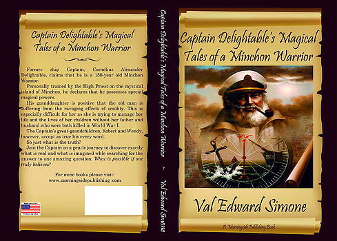 Captain Delightable's Magical Tales of A Minchon Warrior - New Full Cover by Yoo Choong Yeul