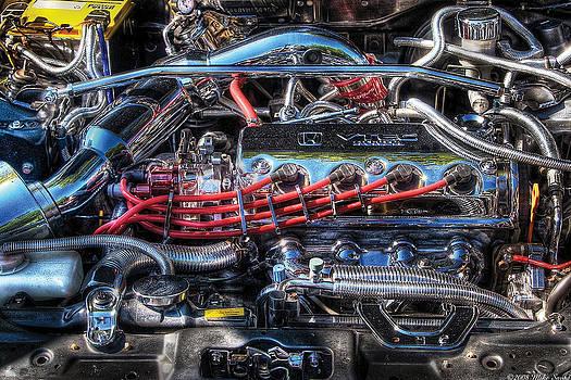 Mike Savad - Car - Engine - Car Intestines