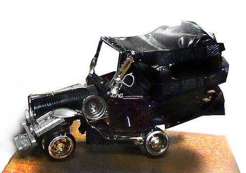 Car by Ahmad Subaih