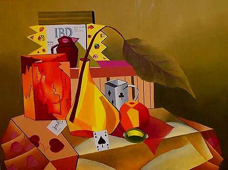 Cards on the Table by Karin Eisermann