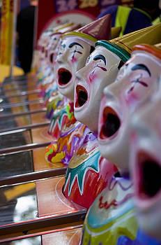 Michelle Wrighton - Carnival of Clowns