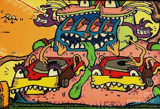 Andrea Kollo - CARS Graffiti