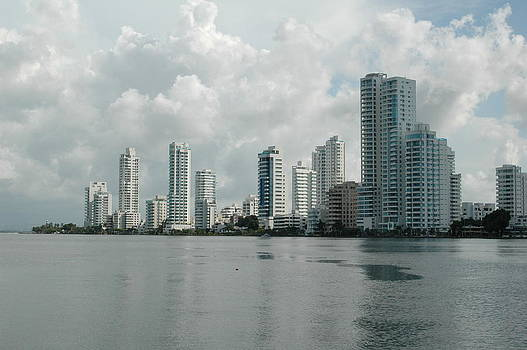 Cartagena Colombia by Kathy Schumann