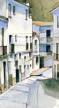 Casares Street by Stephanie Aarons