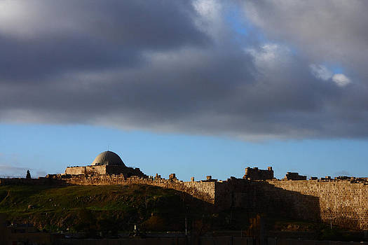 Castle by Adeeb Atwan