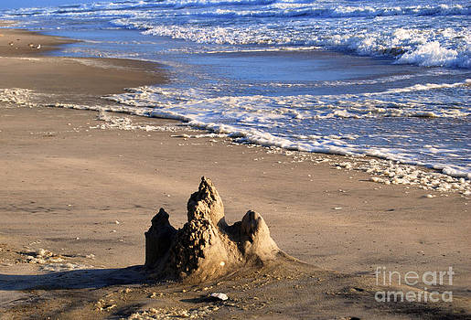 Castle by the Sea by Linda Mesibov
