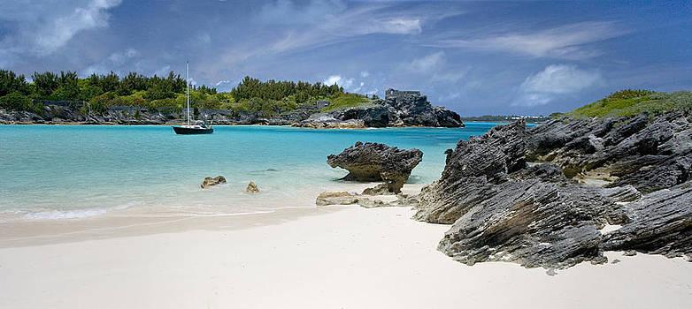 Castle Harbour Bermuda. by Bryan Allen