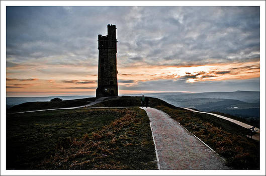 Castle Hill by Mark Britten