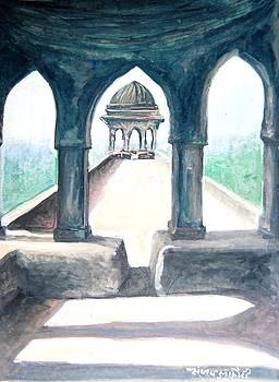Castle by Sanjay Lahori