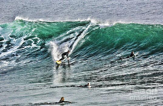 Chuck Kuhn - Catch a Wave IV