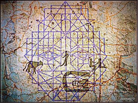 Paulo Zerbato - Cave Drawings Geometrized