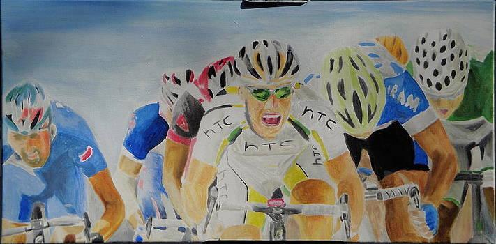 Cavendish wins by James Lopez