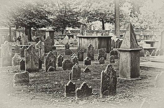 Cemetery by Jen Morrison