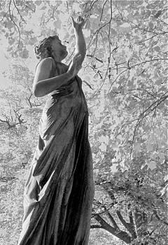 MB Matthews - Cemetery Nymph