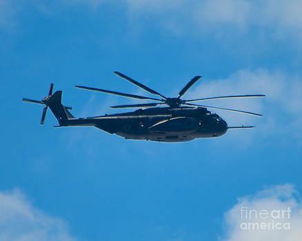 Mark Dodd - CH-53 Super Stallion