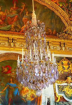 Diana Haronis - Chandelier at Versailles