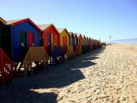 Changes At The Beach by Evon Du Toit