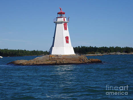 Cathy  Beharriell - Channel Lighthouse