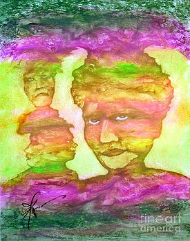 Channeling Spirits by Linda May Jones