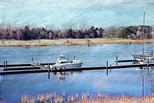 Charleston Boat by Tracey Tilson