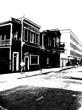 Charleston Street by David Campbell
