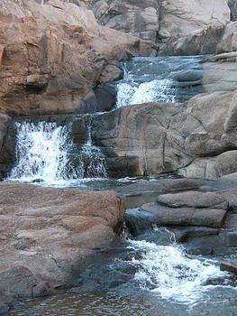 Chasing Waterfalls by Jessica Jandayan